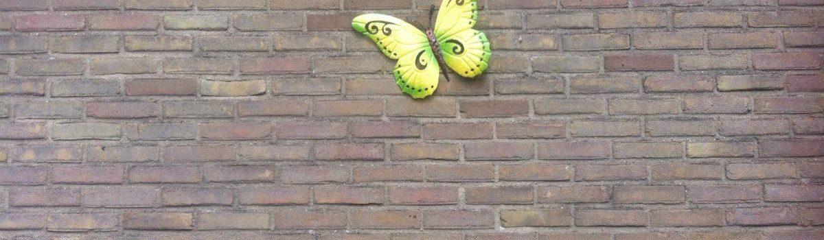 Gebruik van andermans muur